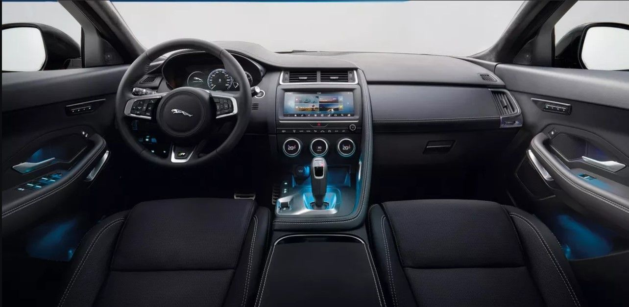 2019 Jaguar E Pace Hse Release Date Interior Performance Price