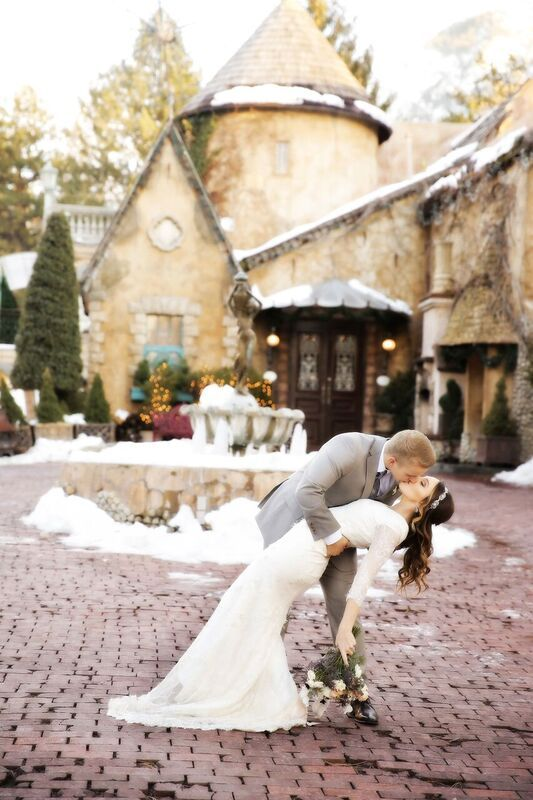 Winter Wedding Romantic Snow Trees Forest Beautiful Attire Outfit Inspiration Aesthe Winter Weddings Photography Winter Wedding Winter Wedding Colors