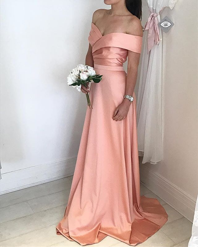 Our Emmerson Gown in our Melbourne Showroom #whiterunway #bridesmaid ...
