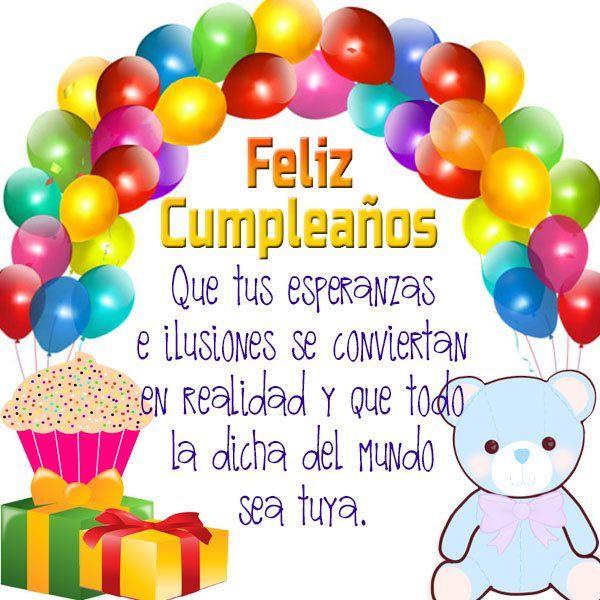 Imagenes De Cumpleanos A Mi Hija Tus Esperanzas Postales De Feliz Cumpleaños Felicitaciones De Cumpleaños Hija Tarjetas De Feliz Cumpleaños