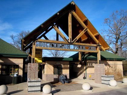 Springfield - Dickerson Park Zoo