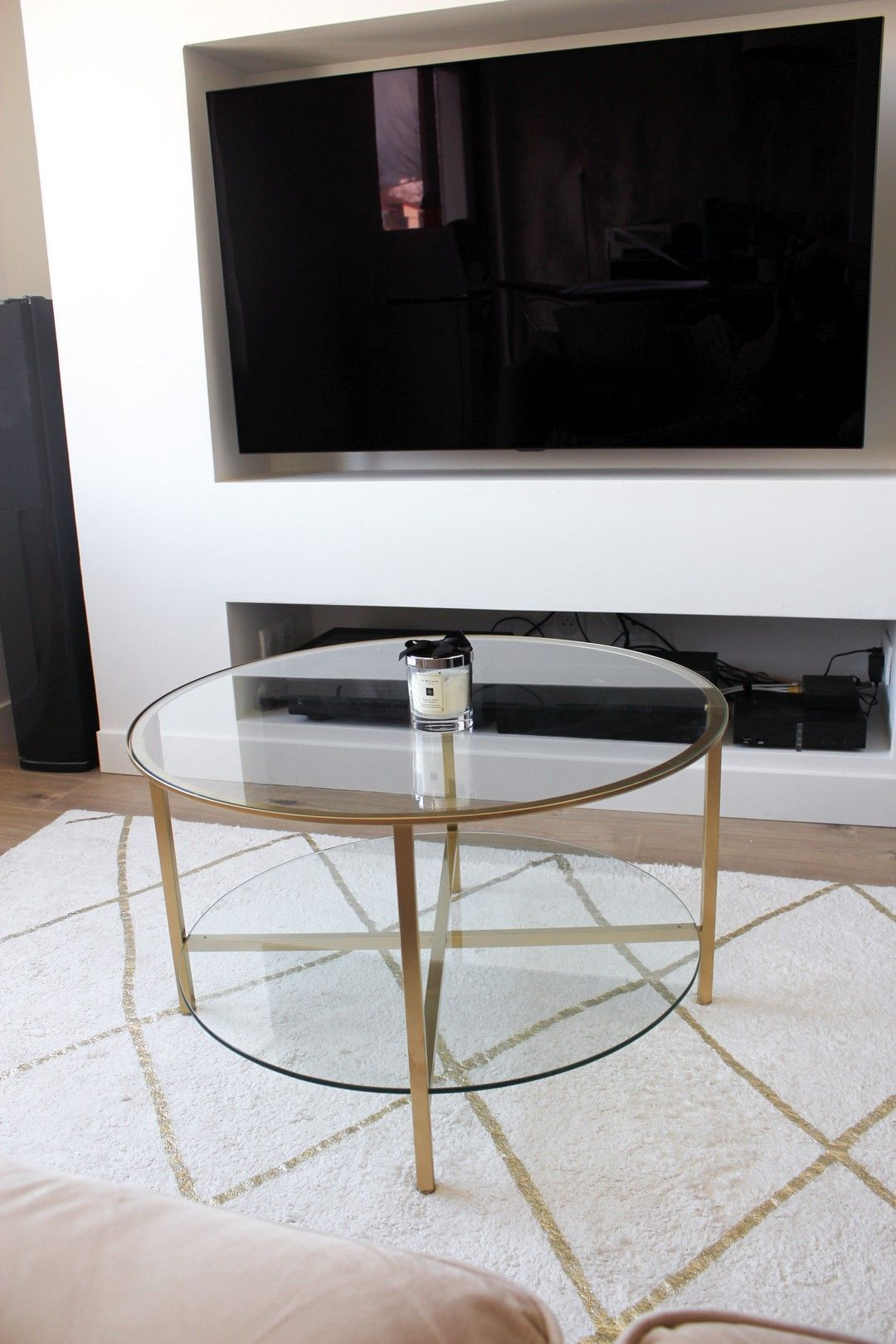 59 Ikea Hack Planked Coffee Table Coffee Table Ikea Hack Ikea Round Table Ikea Coffee Table [ 1620 x 1080 Pixel ]