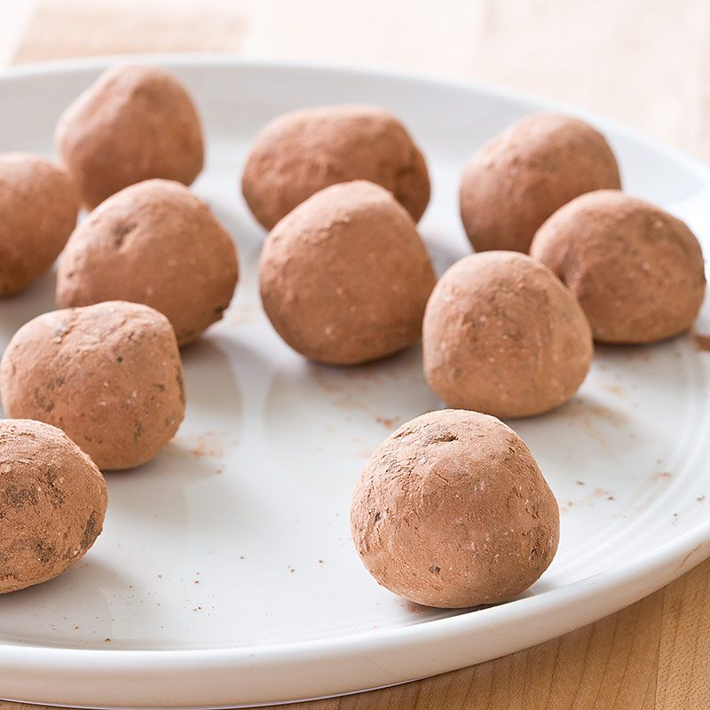 Chocolate Truffles Are Gone In A Flash But Creating Them Can Take