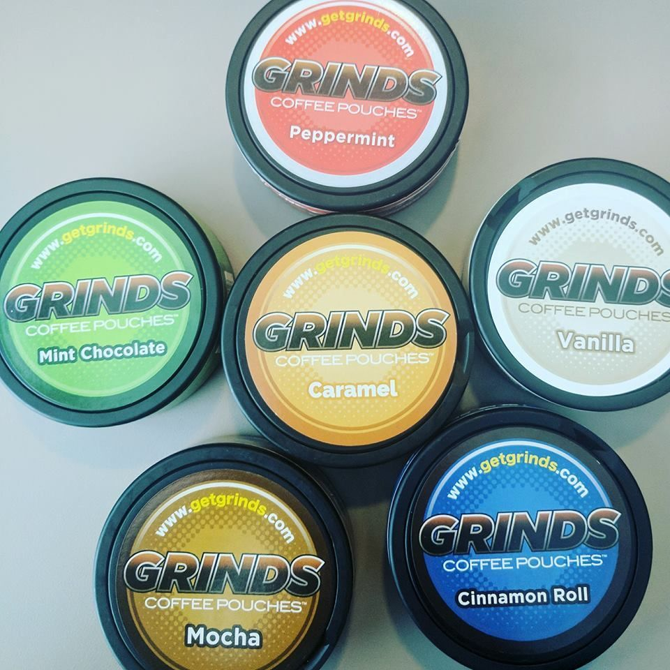 Image result for pinterest Grinds Coffee Pouches