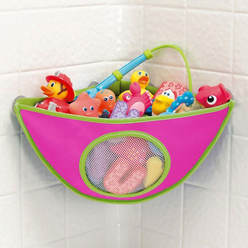 High Quality Baby Bath Toys Storage Bag Children Toy Bag Organizer For Bathroom