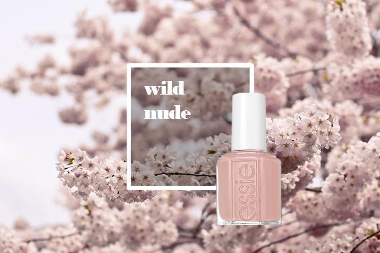 esmalte uñas essie color wild nude como flor de almendro | Essie ...