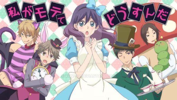 10 Best Anime Where Popular Boy Falls For The Shy Unpopular Girl In 2020 Anime Kissing Him Anime Romance