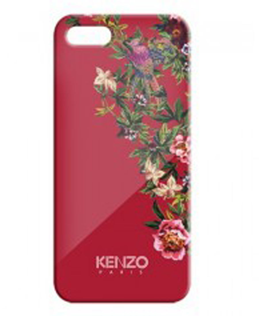 coque iphone 6 plus kenzo rouge