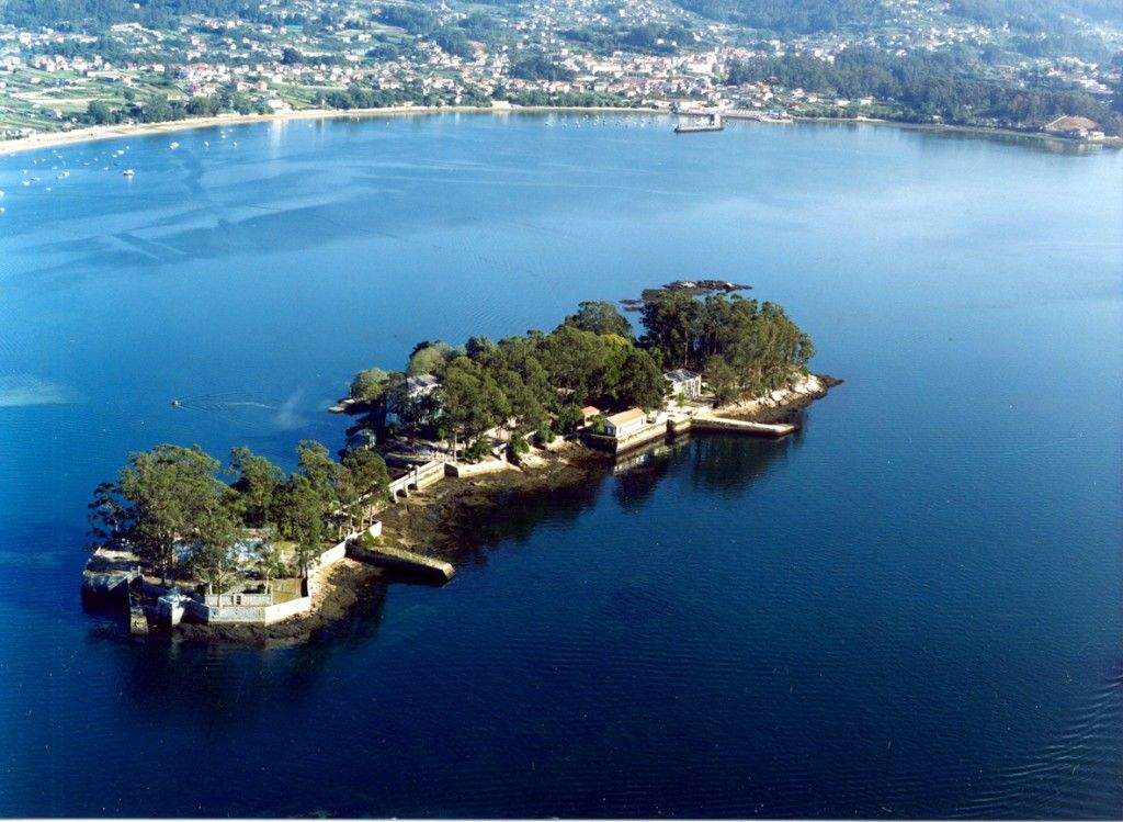 Isla De San Simón (con Imágenes)