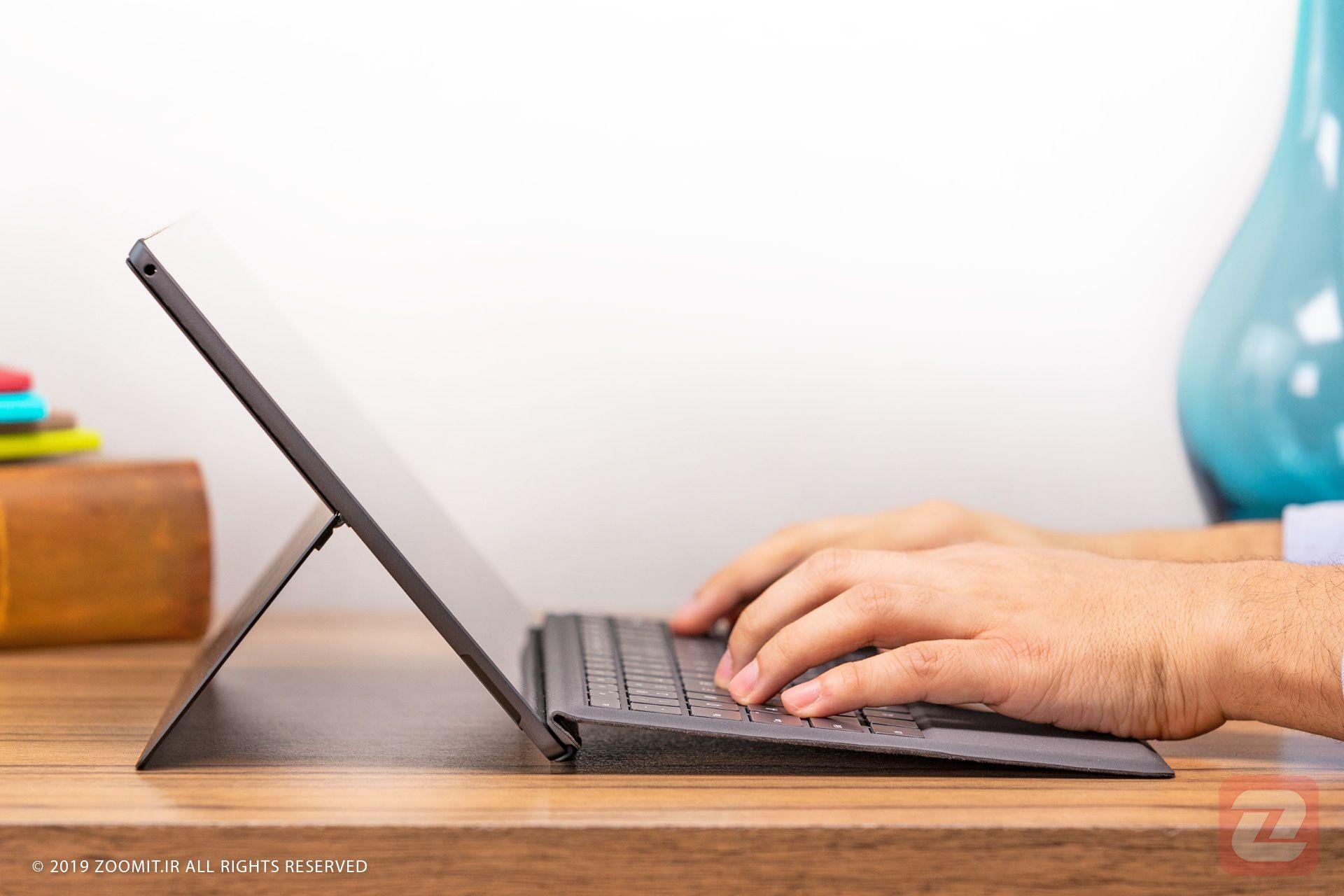 بررسی سرفیس پرو 6 مایکروسافت زومیت Lenovo Ideapad Microsoft Surface Pro Surface Pro