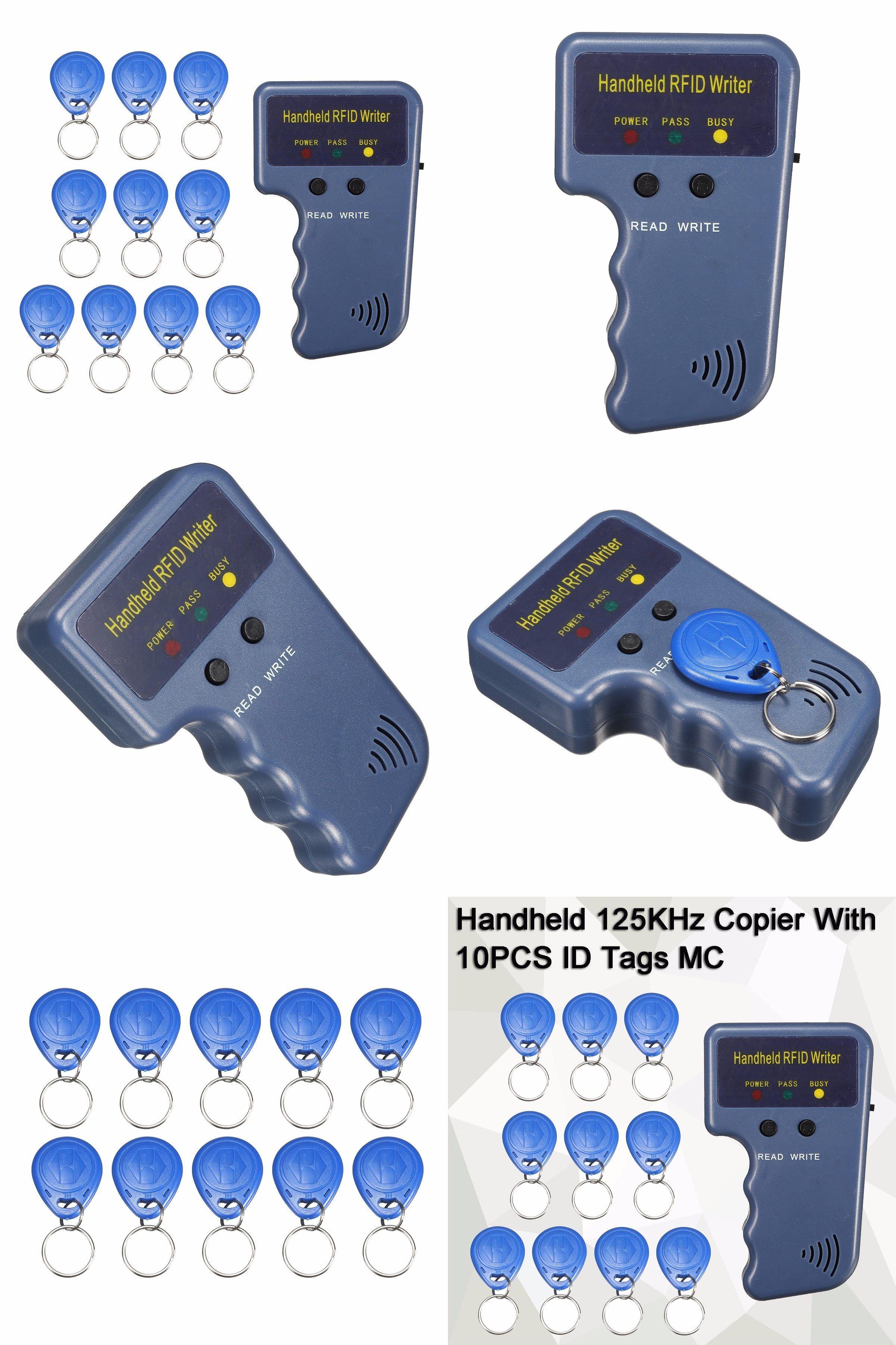 Visit to Buy] RFID 125KHz ID Card Copier Duplicator Handheld Writer