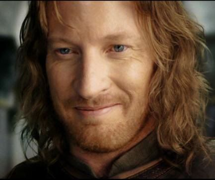 """David Wenham as Faramir in """"The Lord of the Rings"""" 