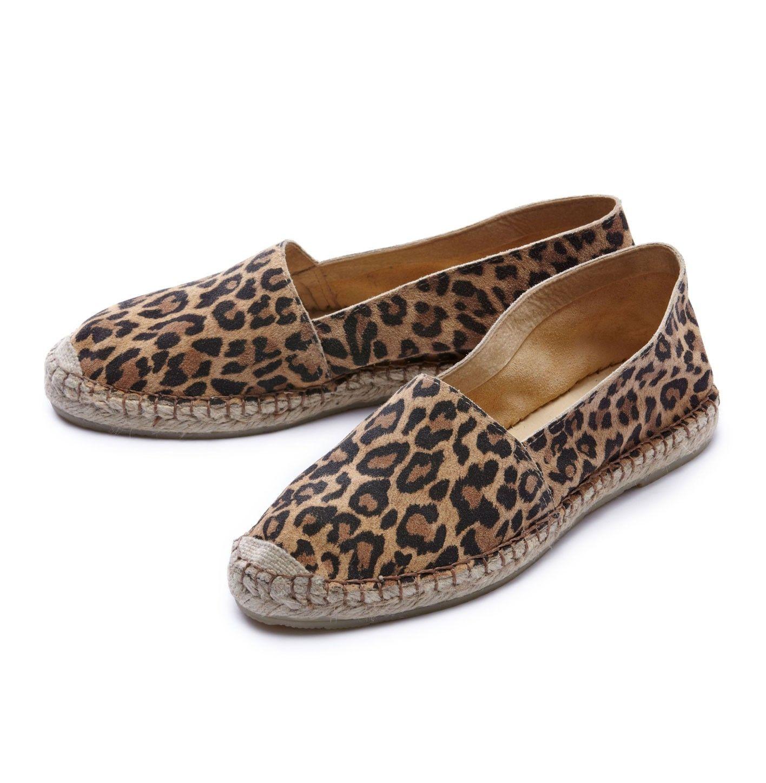 Espadrilles Leopard - Selected Femme
