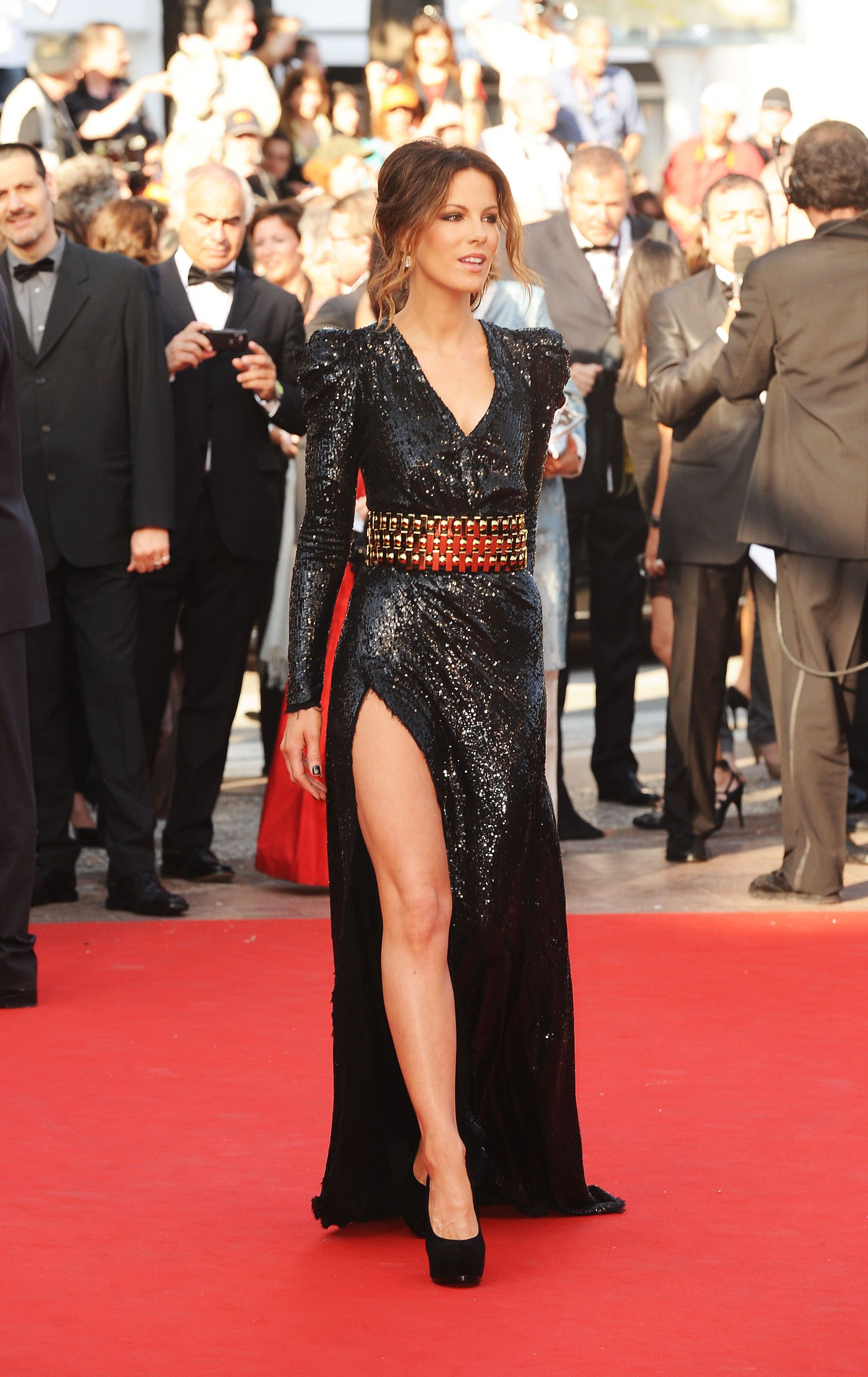 Kate Beckinsale - she's so great!