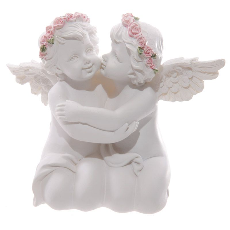 Decorative Rose Cherubs Couple Figurine Cherubs are a popular range of products for all ages We have an extensive collection of designs including