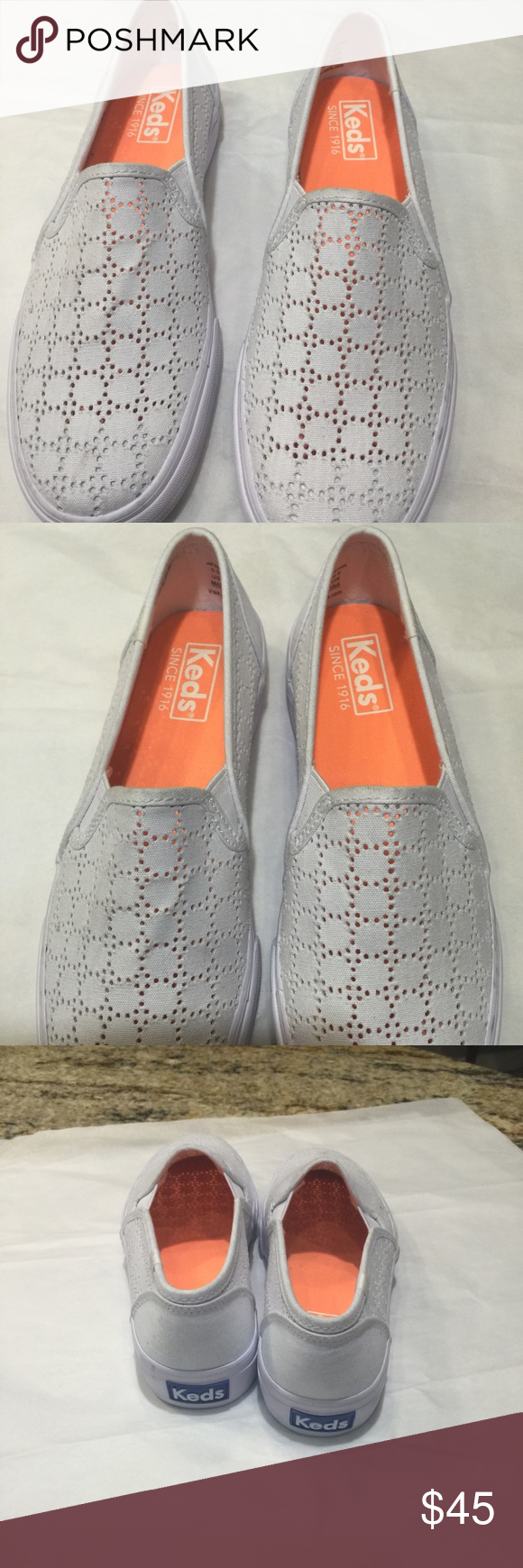 Keds slip on for woman Keds slip on sneaker double decker for woman brand new with out tag and box Keds Shoes Sneakers
