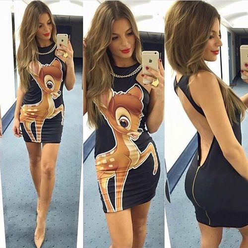 Nice Backless casual summer dresses 2017-2018 Check more at http://24myfashion.com/2016/backless-casual-summer-dresses-2017-2018/