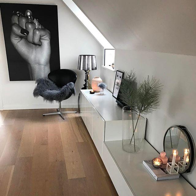 Schräge Schlafzimmer