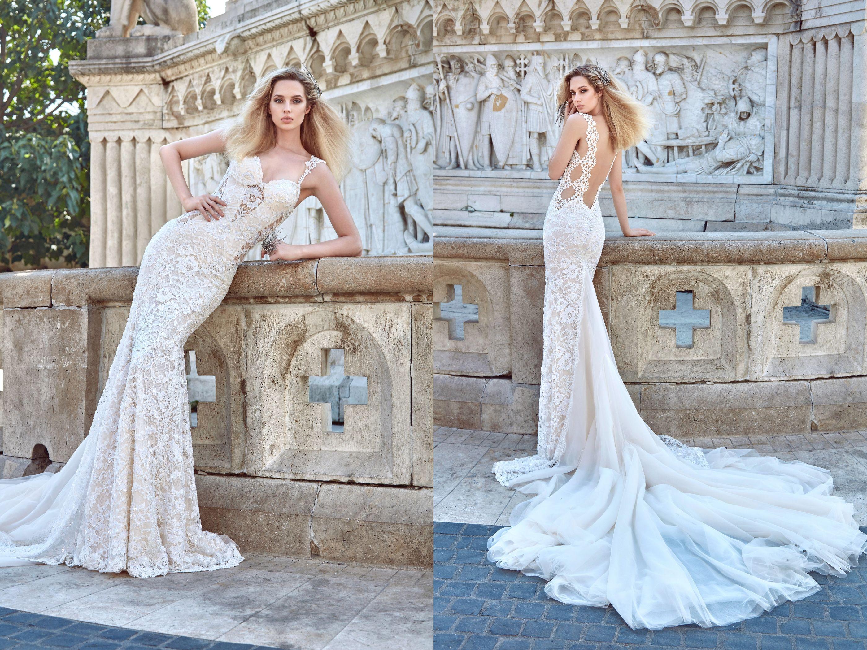 Ivory Tower – Haute Coutre Brautkleider – Galia Lahav ...