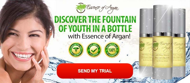 Essence Of Argan works on your wrinkles to diminish their appearance and prevent further wrinkles from forming.
