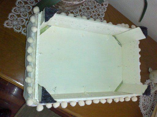 De caja de fresas a escabel