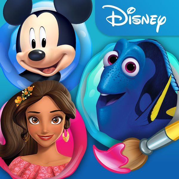 Download Ipa Apk Of Disney Color And Play For Free Http Ipapkfree Download 4672 Disney Colors Disney Kids App