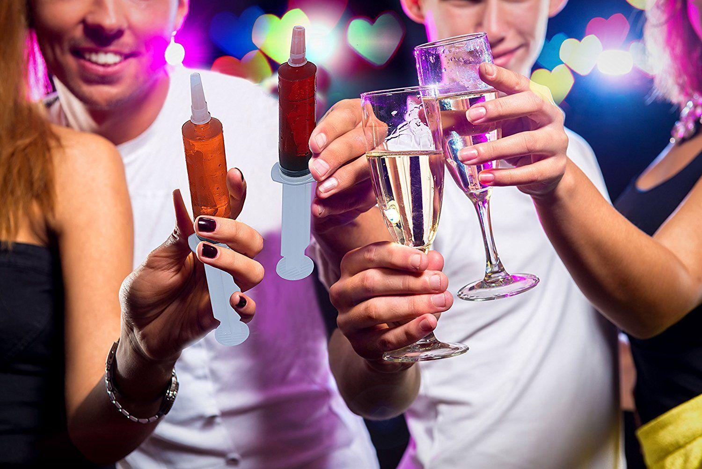Champagne Jello Shots Recipe