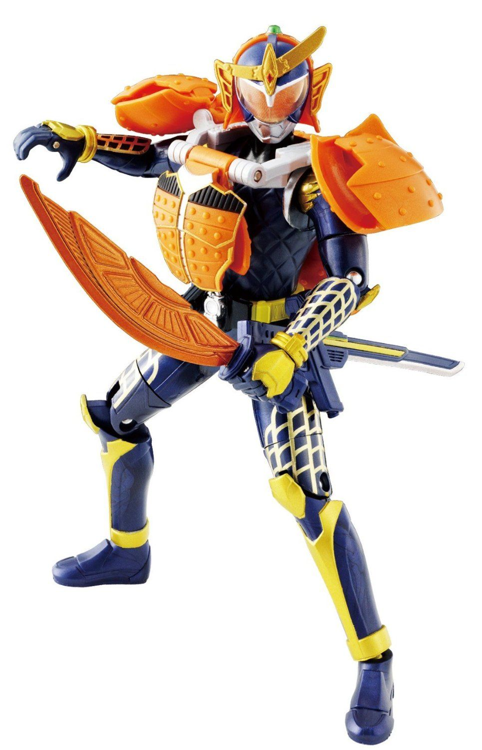 Kamen Rider Gaim Ac01 Orange Arms Kamen Rider Vs Super Sentai