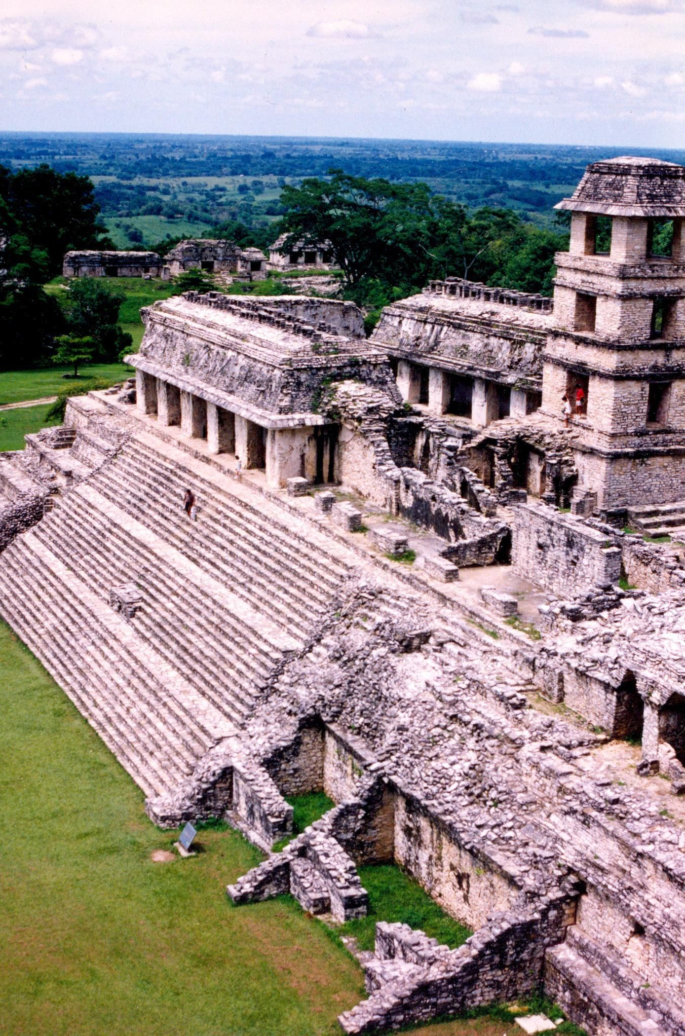 Photo of Palenque, A Photo Gallery by James Q. Jacobs