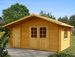 casas prefabricadas de madera econ micas cabina pinterest ForCasas Prefabricadas Economicas