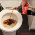 How To Clean Toilet Bowl Stains With Coke Toilet Cleaning Clean