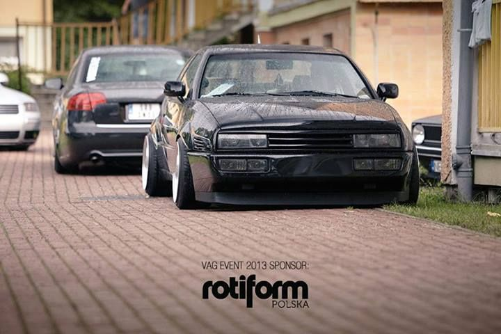 Corrado in black