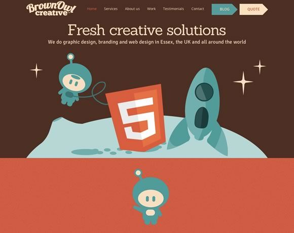 21 Colorful Web Designs To Inspire You Inspiration Web Design Colorful Website Design Graphic Design Website