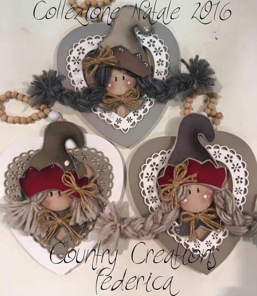 Tanti regali di natale su regali di natale art christmas gifts handmade - Decorazioni natalizie fatte a mano per bambini ...