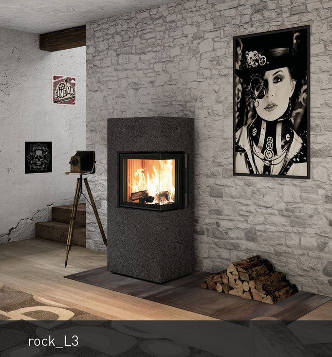 monolith fire inside monolith fire inside naturstein fen natursteinofen speicher kaminofen. Black Bedroom Furniture Sets. Home Design Ideas