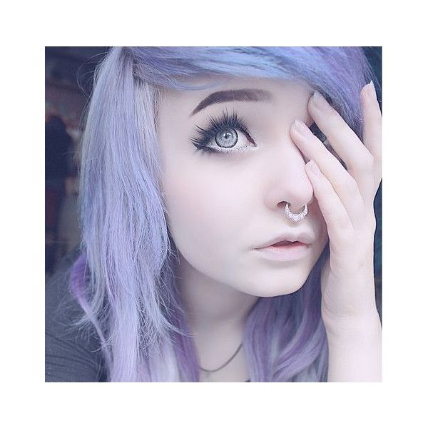 Indie Scene Hair ❤ liked on Polyvore featuring beauty products, haircare and hair