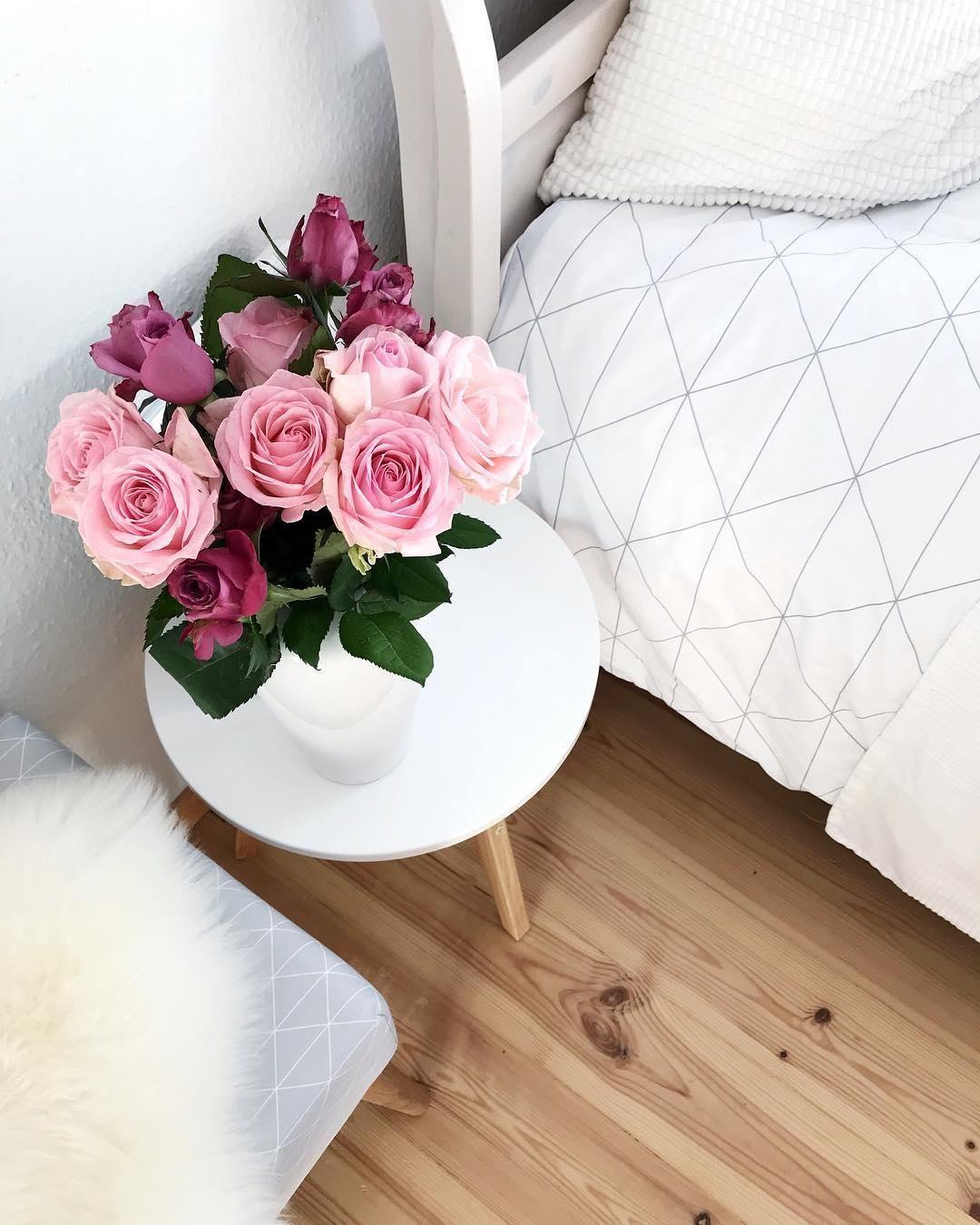 Scandi Love ♥ Ganz Egal, Ob Im Wohnzimmer Oder Im Schlafzimmer, Das  Beistelltisch