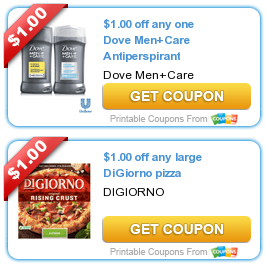 picture relating to Digiorno Printable Coupon identify Coupon codes $$ Contemporary Printable Coupon codes: Help you save $1/1 Dove, $1/1