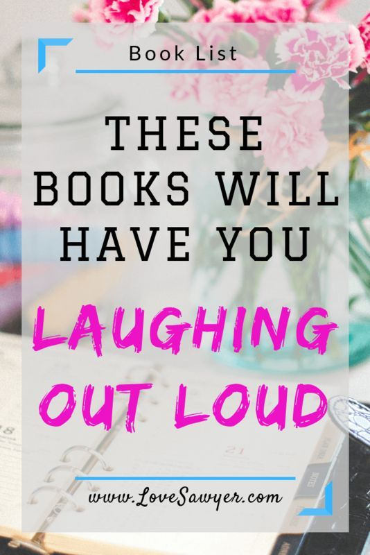Funny Books that will Make You Laugh - Love, Sawyer