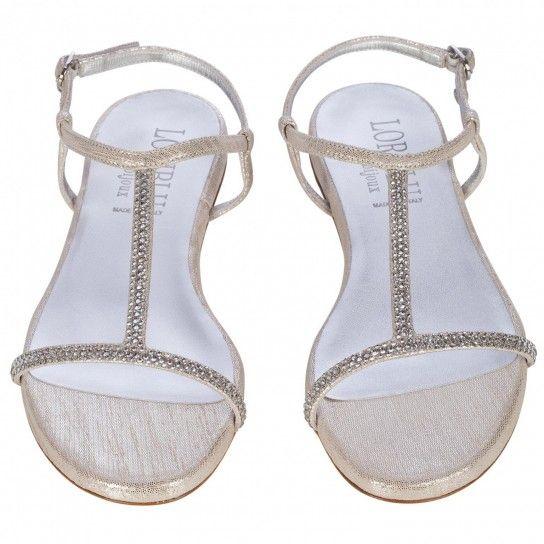 Sandali rasoterra con listini metal Loriblu  #loriblu #womanshoes #fashion #mood #trend #shoes2014 #scarpedonna #shoes #scarpe #calzature #moda #woman #fashion #springsummer #primaveraestate #moda2014