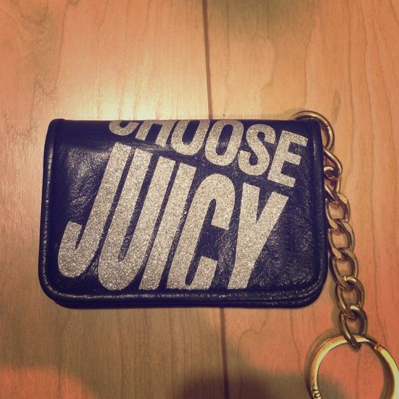 Juicy Wristlet Juicy ID pouch! Juicy Couture Bags Clutches & Wristlets