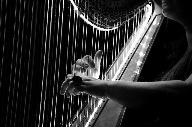 What Does The Harp Symbolize In A Dream Did You Play Harp Or See A
