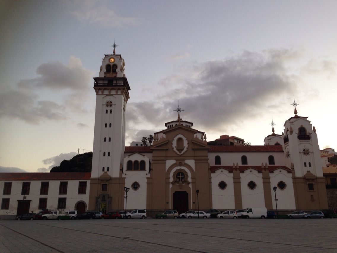 Virgen de Candelaria. Tenerife