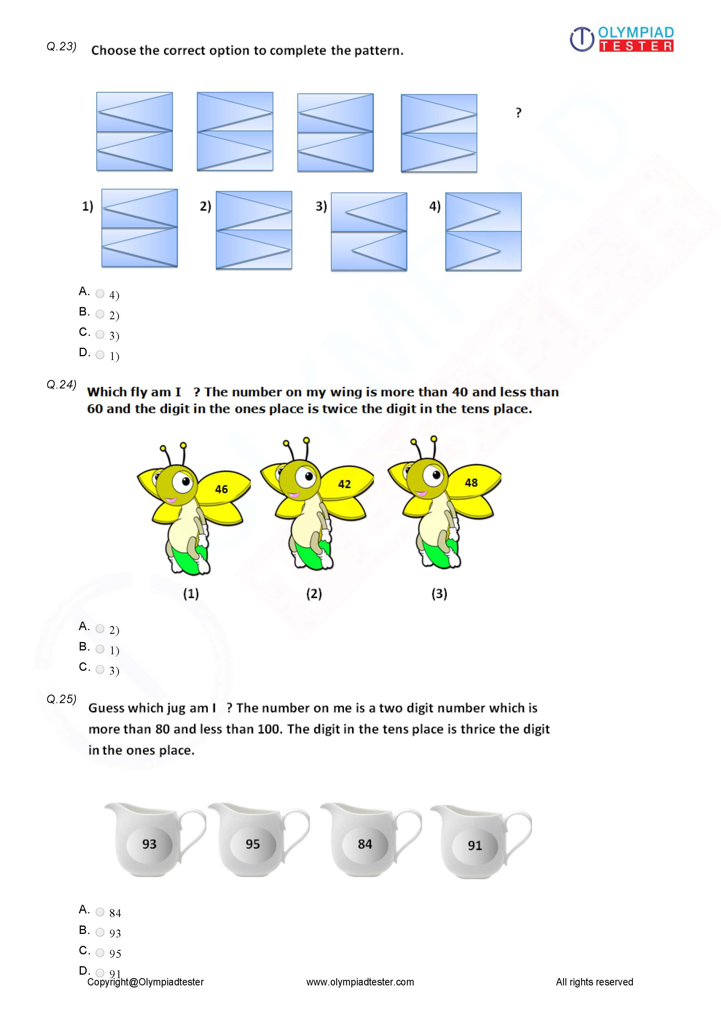 Logic Math Worksheets   Printable Worksheets and Activities for Teachers [ 3508 x 2479 Pixel ]