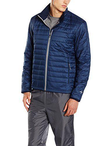 Black L Icebreaker Stratus LS Zip Hood Jacket