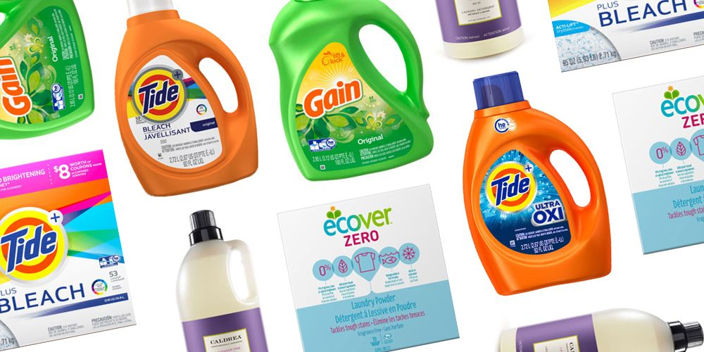 9 Best Laundry Detergents To Buy According To Cleaning Experts Laundry Detergent Detergent Free Laundry Best Laundry Detergent