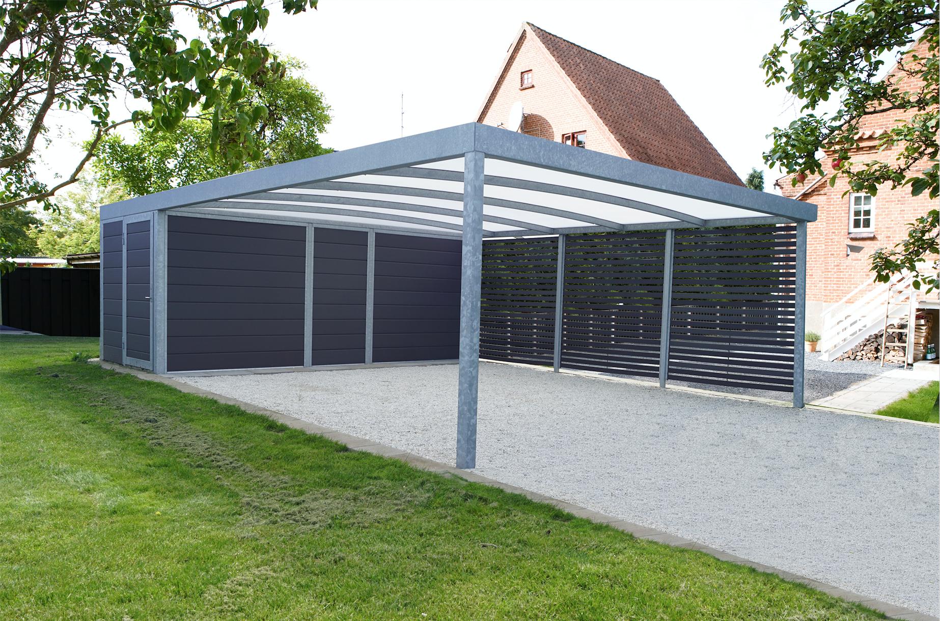 Una Carport Carport Ideer Carport Design