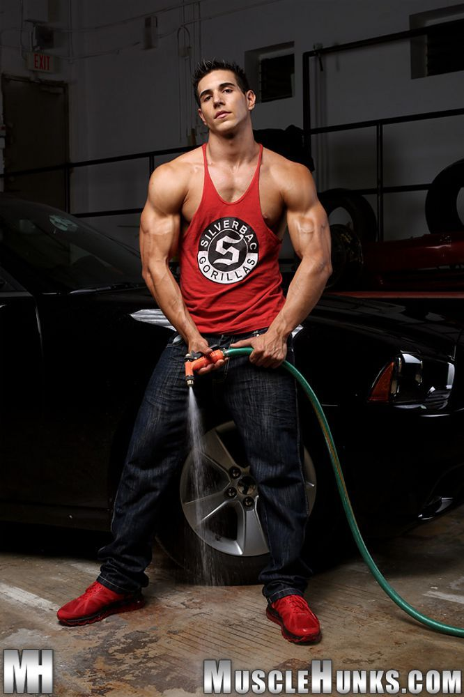 Kevin ramos muscle