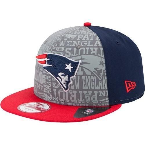 New England  Patriots 2014 New Era® 9FIFTY® Snapback Draft Hat. Click to  order! -  29.99 b47d9a0395