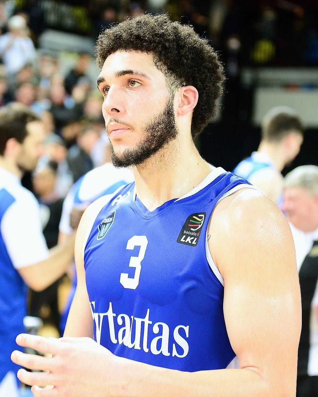 I Think The Knicks Should Definitely Try To Draft Gelo In The 2nd Round Because Even If He Doesnt Turn Out Well As A Play Liangelo Ball Lamelo Ball Lonzo Ball